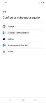Samsung Galaxy Note 10 Lite - E-mails - Ajouter ou modifier votre compte Gmail - Étape 8