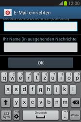 Samsung Galaxy Fame Lite - E-Mail - Manuelle Konfiguration - Schritt 21