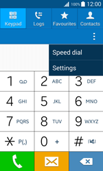 Samsung G318H Galaxy Trend 2 Lite - Voicemail - Manual configuration - Step 5