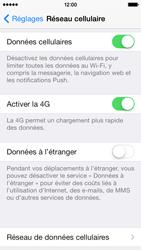 Apple iPhone 5 - Internet et connexion - Activer la 4G - Étape 5
