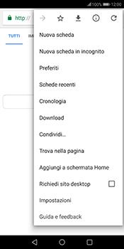 Huawei Mate 10 Pro - Internet e roaming dati - Uso di Internet - Fase 8