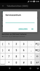 HTC One M9 - Android Nougat - SMS - SMS-centrale instellen - Stap 9