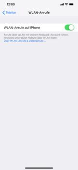 Apple iPhone XR - WiFi - WiFi Calling aktivieren - Schritt 8