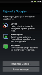 Sony Xperia S - Applications - Configuration de votre store d