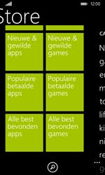 Nokia Lumia 530 - apps - app store gebruiken - stap 9