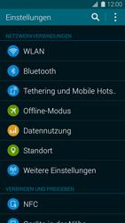 Samsung G800F Galaxy S5 Mini - Ausland - Auslandskosten vermeiden - Schritt 6