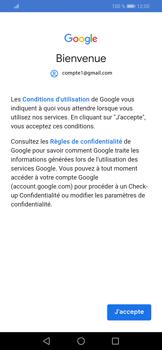Huawei P Smart (2019) - E-mails - Ajouter ou modifier votre compte Gmail - Étape 10