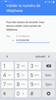 Samsung Samsung Galaxy J7 (2016) - Premiers pas - Créer un compte - Étape 15