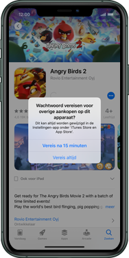 Apple iphone-xs-met-ios-13-model-a1920 - Applicaties - Downloaden - Stap 16