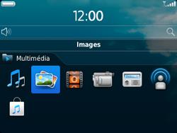 BlackBerry 9320 - Photos, vidéos, musique - Envoyer une photo via Bluetooth - Étape 4