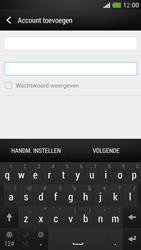 HTC One Mini - E-mail - Account instellen (IMAP zonder SMTP-verificatie) - Stap 7