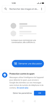 Oppo Reno 4 - Contact, Appels, SMS/MMS - Envoyer un SMS - Étape 4
