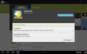 Samsung Galaxy Tab 2 10-1 - Apps - Herunterladen - 1 / 1
