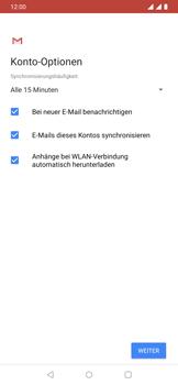 OnePlus 6T - Android Pie - E-Mail - Konto einrichten (yahoo) - Schritt 11