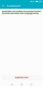 Huawei Honor 9 Lite - Fehlerbehebung - Handy zurücksetzen - 11 / 12