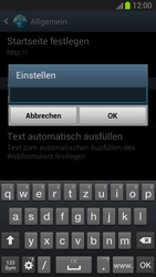 Samsung Galaxy S III - OS 4-1 JB - Internet - Manuelle Konfiguration - 2 / 2
