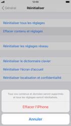 Apple iPhone 6s - iOS 14 - Téléphone mobile - Réinitialisation de la configuration d