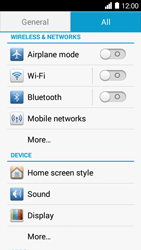 Huawei Ascend Y530 - MMS - Manual configuration - Step 3