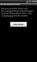 HTC Desire - Fehlerbehebung - Handy zurücksetzen - 3 / 3