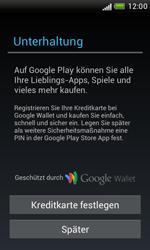 HTC Desire X - Apps - Konto anlegen und einrichten - 14 / 18
