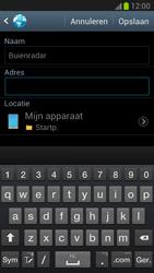 Samsung N7100 Galaxy Note II - Internet - Internet gebruiken - Stap 9