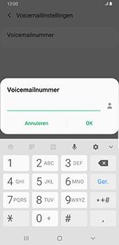 Samsung galaxy-note-9-sm-n960f-android-pie - Voicemail - Handmatig instellen - Stap 10