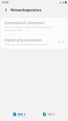 Samsung galaxy-xcover-4s-dual-sim-sm-g398fn - Netwerk selecteren - Handmatig een netwerk selecteren - Stap 11