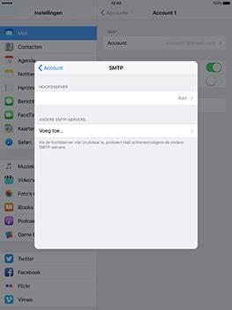 Apple iPad 9.7 (Model A1823) - E-mail - Instellingen KPNMail controleren - Stap 21