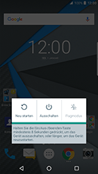 BlackBerry DTEK 50 - Internet - Apn-Einstellungen - 1 / 1