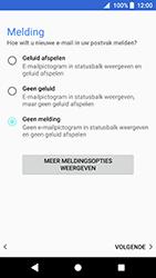 Sony Xperia XZ Premium - Android Oreo - E-mail - e-mail instellen (yahoo) - Stap 11