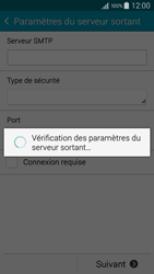 Samsung A500FU Galaxy A5 - E-mail - Configuration manuelle - Étape 16