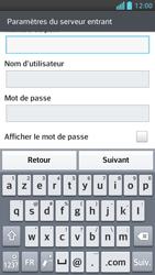 LG P875 Optimus F5 - E-mail - Configuration manuelle - Étape 10