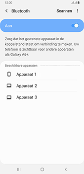 Samsung galaxy-a6-plus-sm-a605fn-ds-android-pie - Bluetooth - Aanzetten - Stap 6