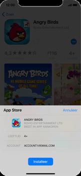 Apple iPhone X - Applicaties - Download apps - Stap 13