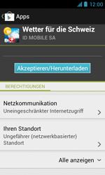 ZTE Blade III - Apps - Installieren von Apps - Schritt 14