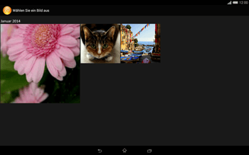 Sony Xperia Tablet Z2 LTE - MMS - Erstellen und senden - 19 / 22