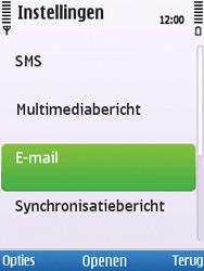 Nokia C5-00 - E-mail - handmatig instellen - Stap 25