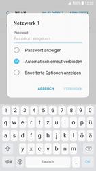 Samsung Galaxy S6 (G920F) - Android Nougat - WLAN - Manuelle Konfiguration - Schritt 8