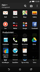 HTC Desire 816 - Internet - Internetten - Stap 3