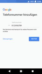 Sony Xperia XZ1 - Apps - Einrichten des App Stores - Schritt 15