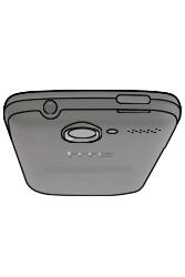HTC A8181 Desire - SIM-Karte - Einlegen - Schritt 6