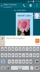 Samsung Galaxy Alpha - MMS - Erstellen und senden - 22 / 23