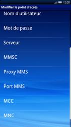 Sony Xperia X10 - Internet - Configuration manuelle - Étape 9