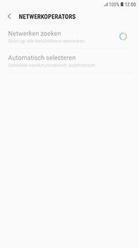 Samsung Galaxy J4 - Bellen - in het buitenland - Stap 9