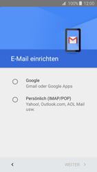 Samsung J320 Galaxy J3 (2016) - E-Mail - Konto einrichten (gmail) - Schritt 8
