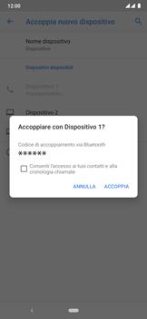 Nokia 6.2 - Bluetooth - Collegamento dei dispositivi - Fase 7