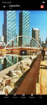 Oppo A9 2020 - Photos, vidéos, musique - Créer une vidéo - Étape 15