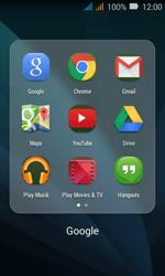 Huawei Y3 - E-Mail - Konto einrichten (gmail) - Schritt 3