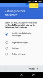 HTC One A9 - Apps - Konto anlegen und einrichten - 19 / 22