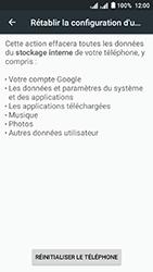 Acer Liquid Z6 Dual SIM - Téléphone mobile - réinitialisation de la configuration d